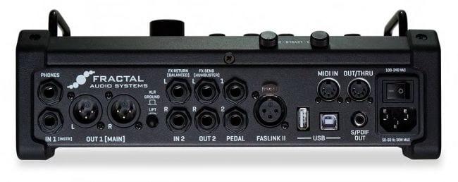 Fractal Audio FM3 I/O