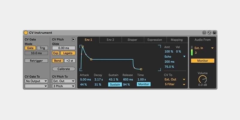 Ableton Cv Tools Para Live Controla Tu Sinte Modular Desde