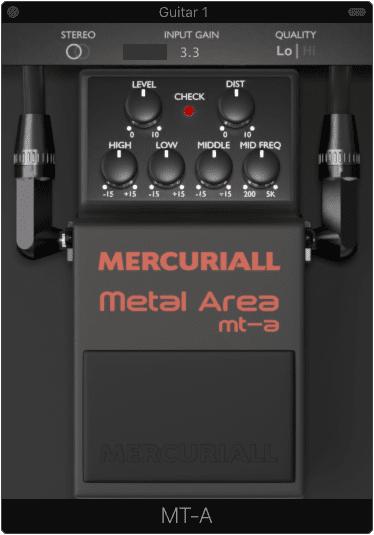 Mercuriall Audio MT 2