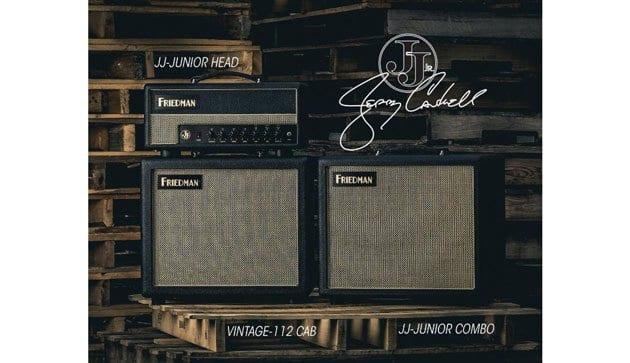 JJ-100 Friedman Jerry Cantrell Signature JJ Junior