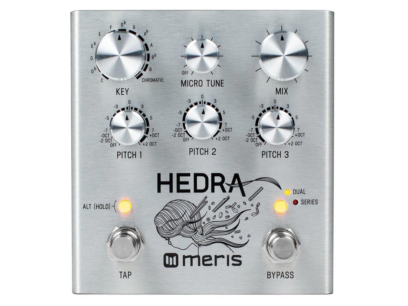 Meris Hedra - ¡Clásico pitch shifting de rack de estudio de los años 90 en un pedal!
