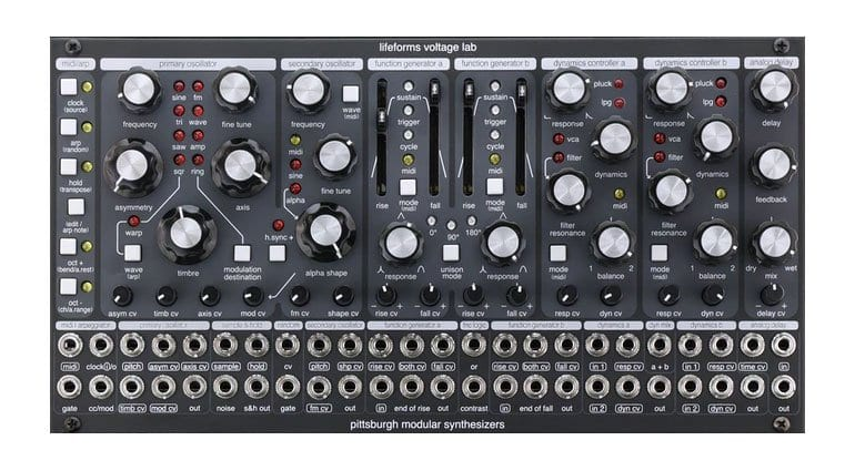 Pittsburgh Modular Voice module