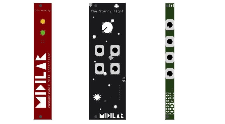 Midilar Modules