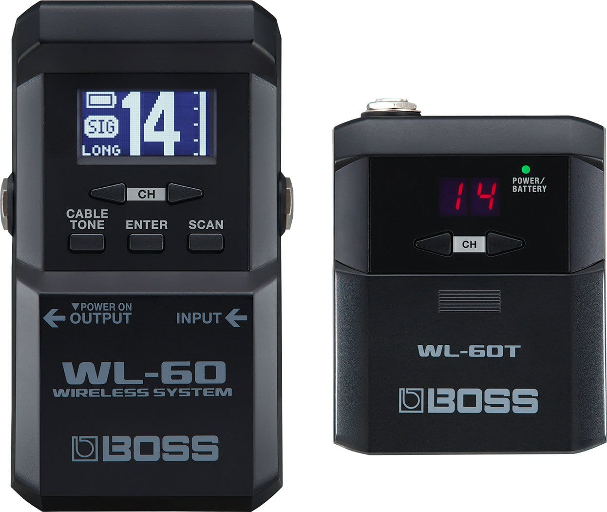 Sistema inalámbrico Boss WL-60