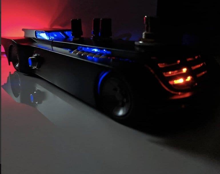 Pedal Batman Batmobile Ratmobile