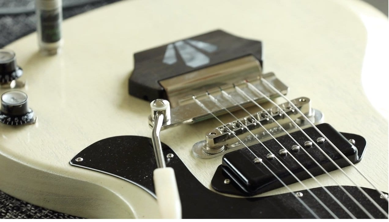 Gibson Brian Ray Custom Shop '62 SG Junior