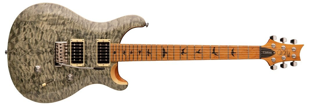 Guitarras PRS Limited Run SE Custom 24 Roasted Maple en Estados Unidos por fin