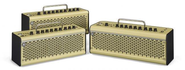 Yamaha THR-II Series - Anunciada la nueva gama de amplificadores de sobremesa