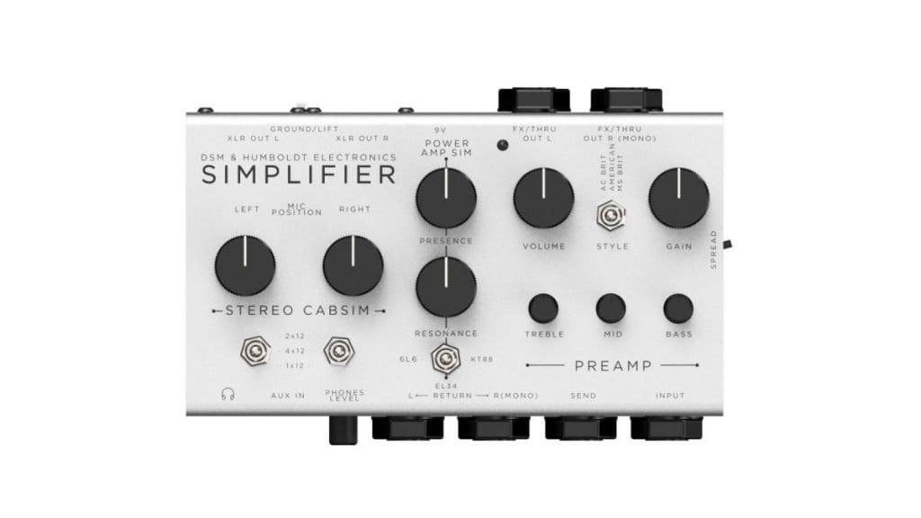 DSM Humbolt Simplifier, amplificador de cero vatios