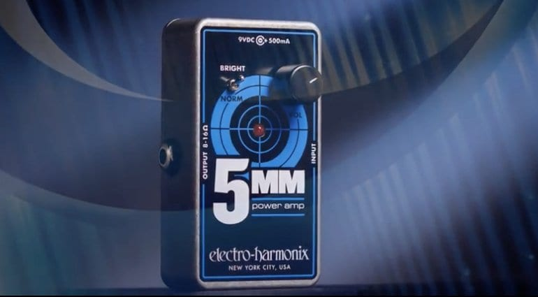 Pedal Electro-Harmonix 5MM Power Amp