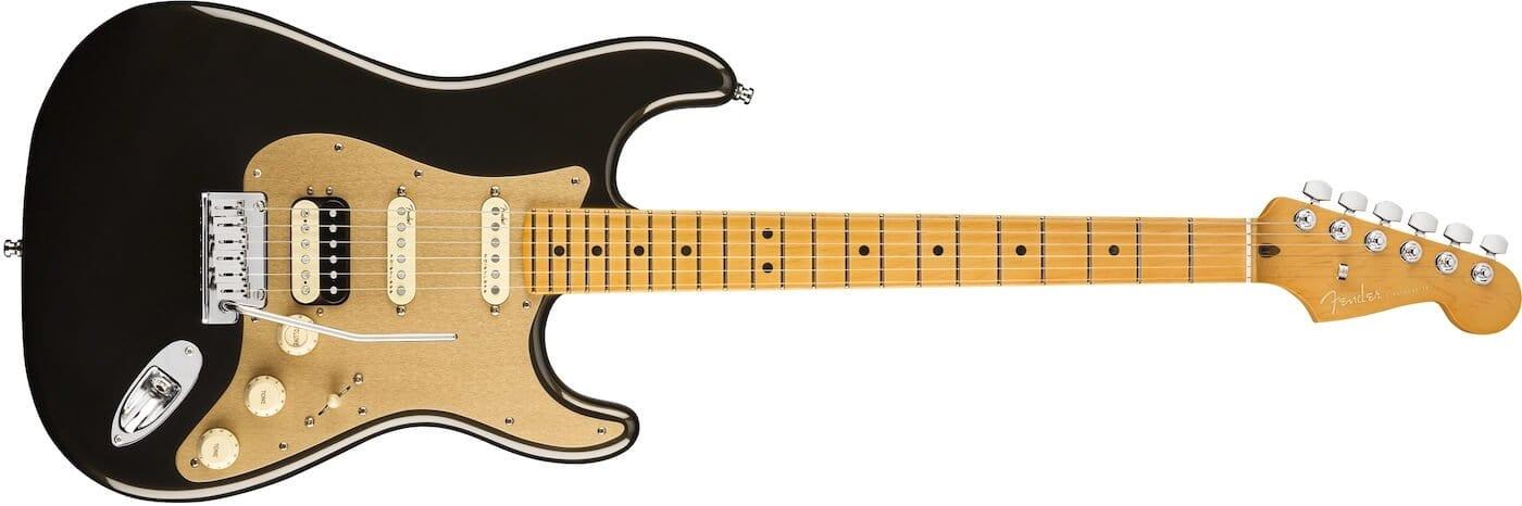 American Ultra Stratocaster HSS Texas Tea