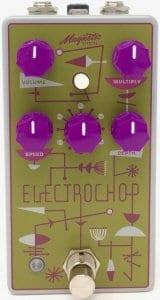 Pedal de tremolo óptico Magnetic Effects Electrochop