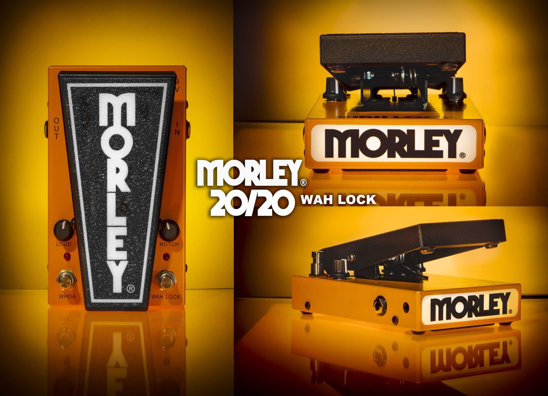 Morley 20/20 Wah Lock