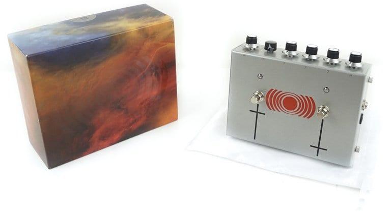 EarthQuaker Devices Sunn O))) LifePedal 2019 Silver