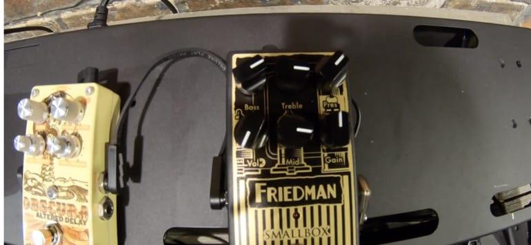 Pedal Friedman Small Box