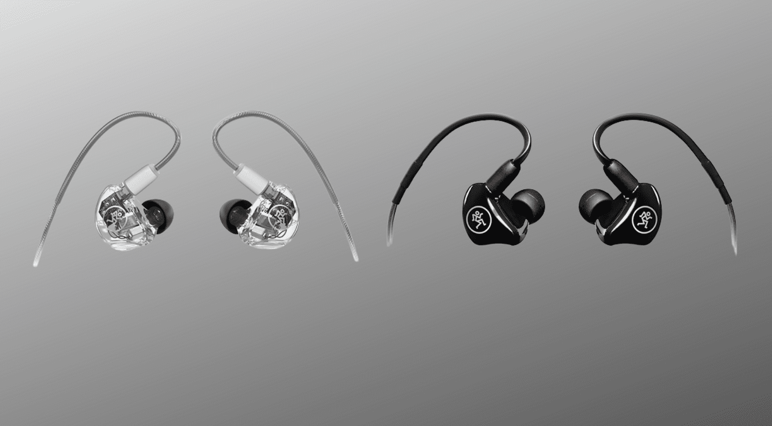 Mackie MP In-Ear Monitor Series