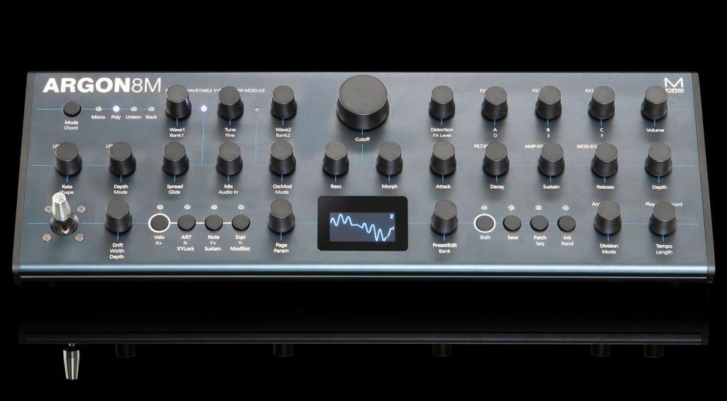 Modal Argon8X