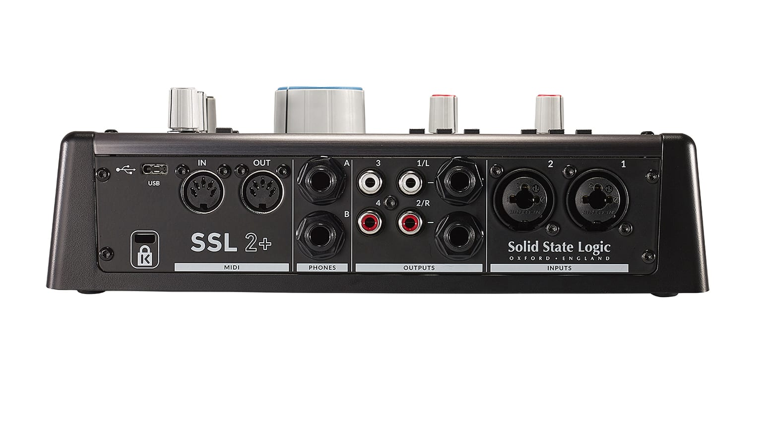 SSL 2+ audio interface
