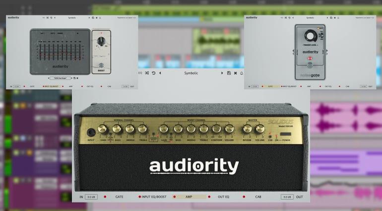 Audiority Solidus VS8100 - ¿Sonará Djent?