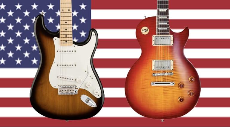 Modelos de guitarra estándar de Fender y Gibson USA: ¿Cuál comprarías? -  gearnews.es