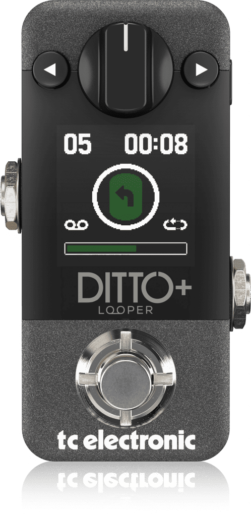 Pedal DITTO + Looper