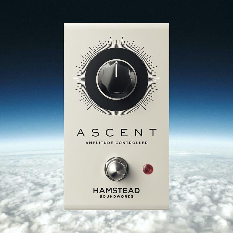 Hamstead Ascent - Construido por técnicos de bandas como AC/DC, Biffy Clyro, Queen e Iggy Pop