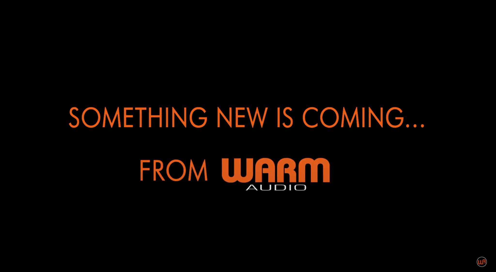 Warm Audio anuncia un nuevo producto de guitarra