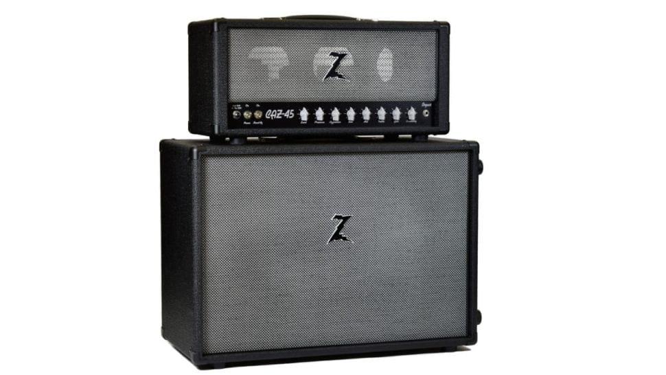 Cabezal de guitarra CAZ-45