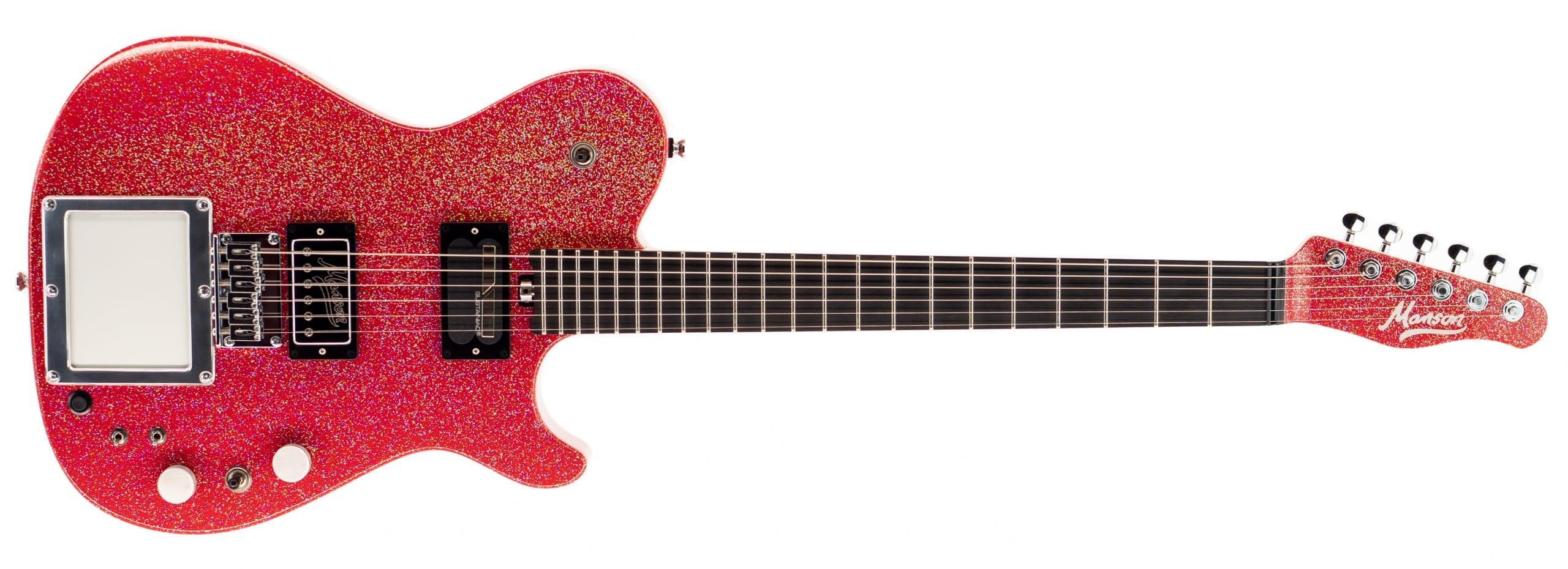 Manson MA 2020 Red Santa Limited Edition