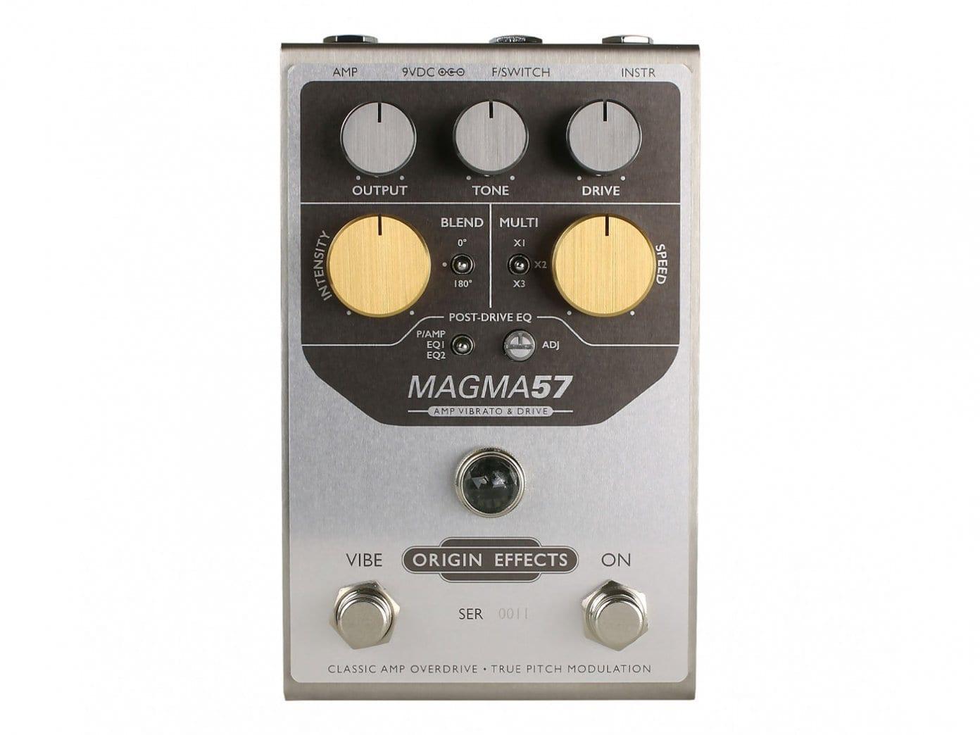 Pedal MAGMA57 de Origin Effects