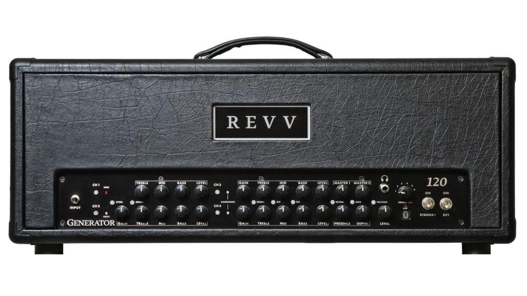 Revv Amplification Generator MKIII Series 120