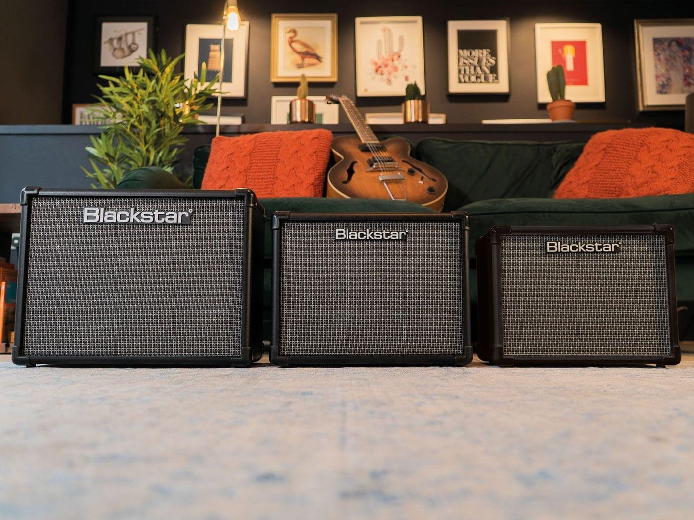 Blackstar ID:Core V3 Stereo 10 V3, Stereo 20 V3 y Stereo 40 V3