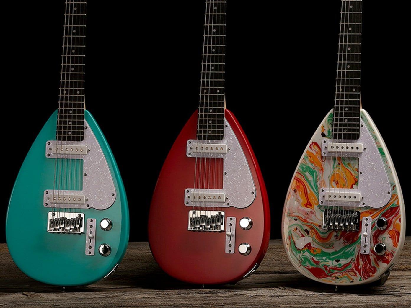 Vox Mark III Mini Guitar