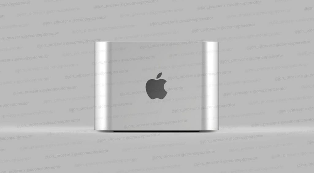 New Mac Pro concept render by John Prosser