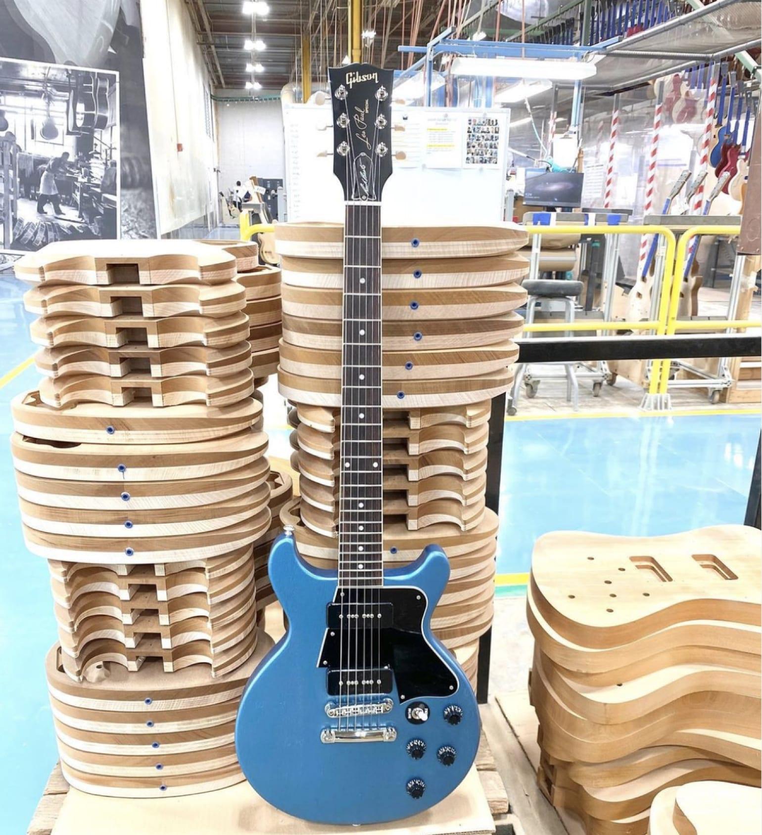 Gibson Rick Beato LP Special Signature