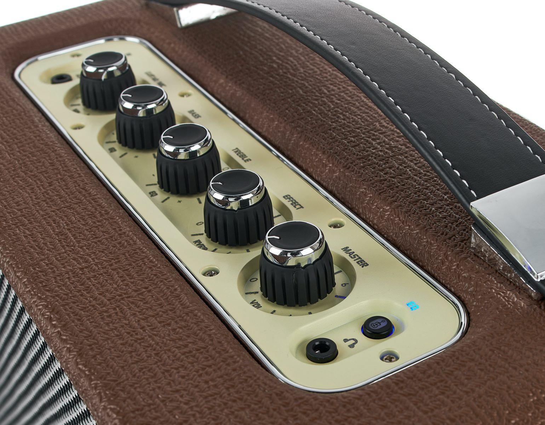 Harley Benton TableAmp V2, nuevo amplificador de sobremesa de estilo retro