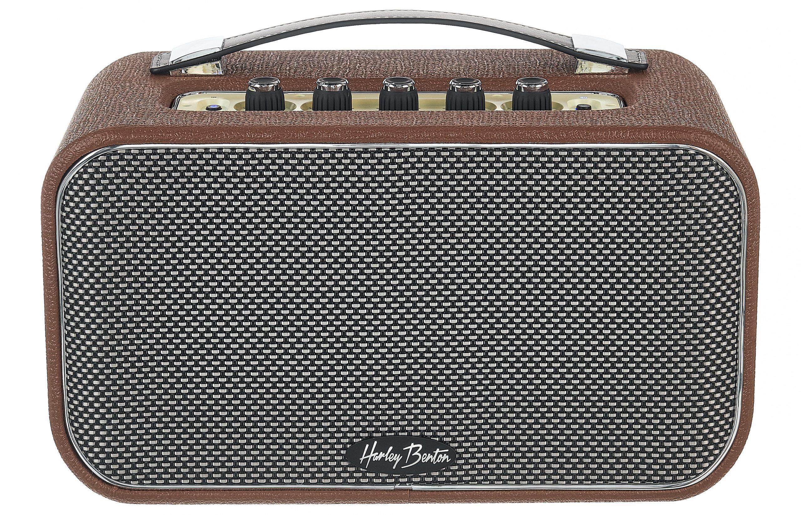 Harley Benton TableAmp V2 - Un amplificador de sobremesa de estilo retro