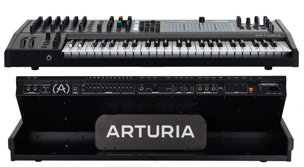 Arturia MatrixBrute Noir