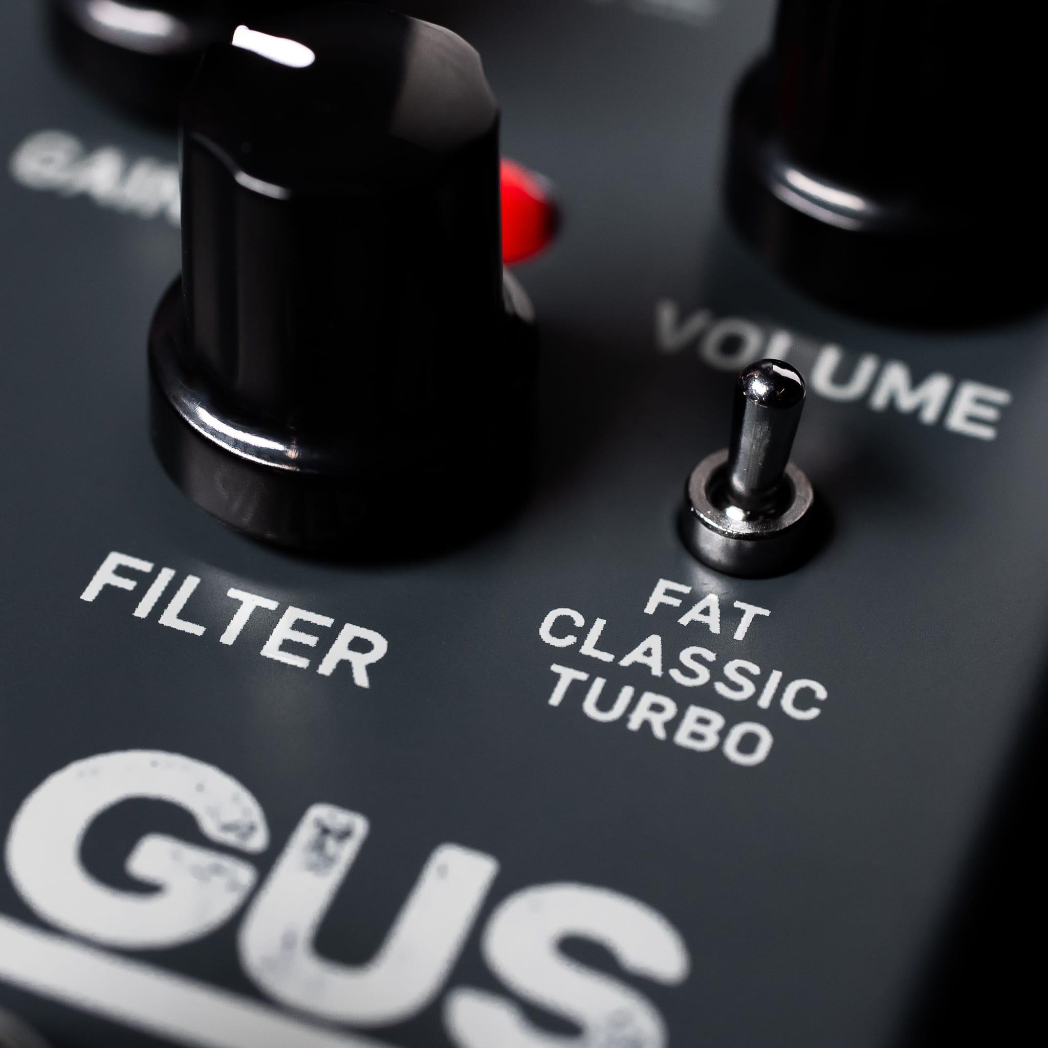 TC Electronic Magus Pro con tres modos distintos