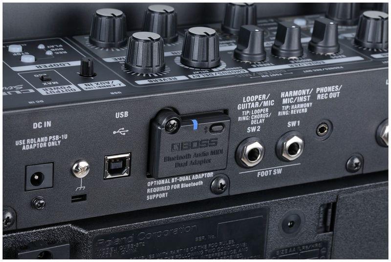 Adaptador Bluetooth BOSS BT-Dual opcional