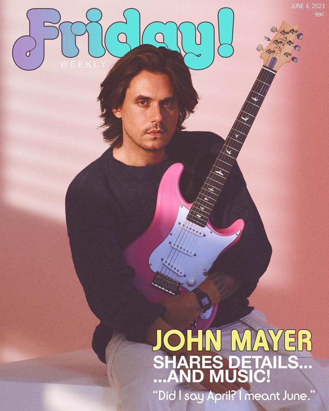 ¿PRS John Mayer Hot Pink Silver Sky?