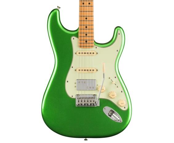 Fender Player Plus Series Cosmic Jade con diseño HSS