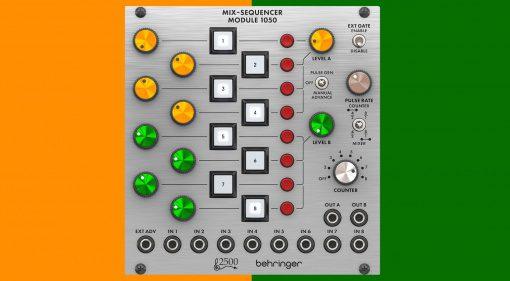 Behringer Mix-Sequencer Module 2500