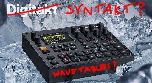 ¿Elektron Syntakt?