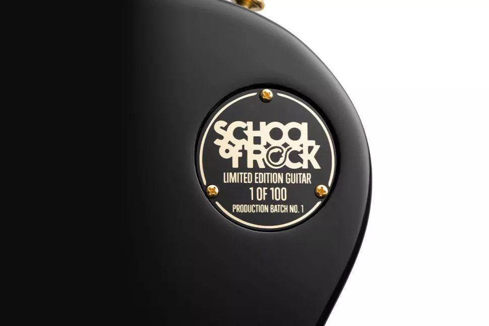 Gibson School of Rock Les Paul Special, una de 100