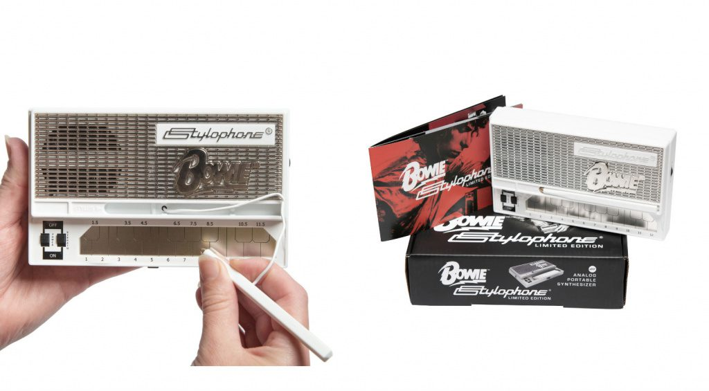 Bowie Stylophone