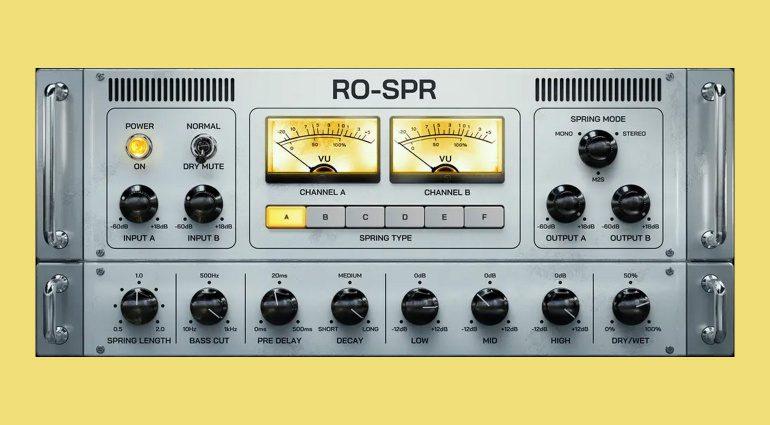 Black Rooster Audio RO-SPR